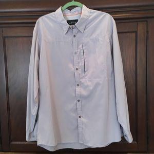 Orvis Men's fishing shirt long sleeves